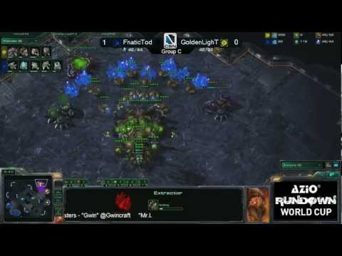GoldenLighT vs. FnaticToD Game 2