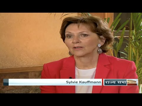Sylvie Kauffmann on Indian Standard Time