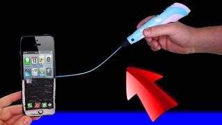 3D Stift - Eigenen iPhone erstellen | DiY mit Jumanji TM
