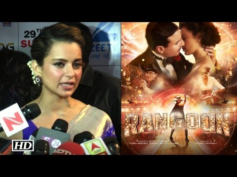 Kangana's Shocking reaction on Rangoon FAILURE