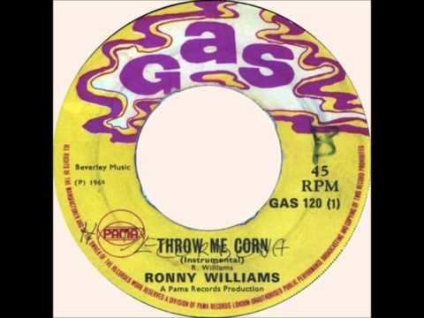Renny Williams - Throw Me Corn (Horns Cut)