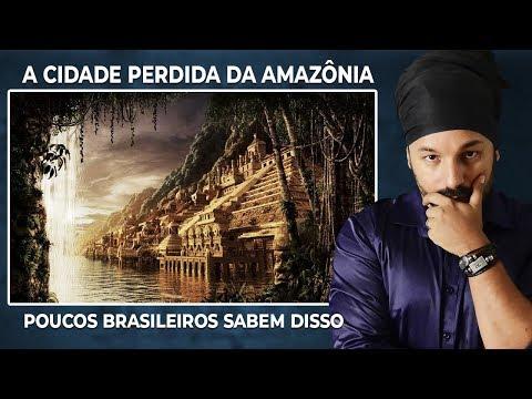 POUCOS BRASILEIROS SABEM DISSO: A CIDADE PERDIDA DA AMAZÔNIA
