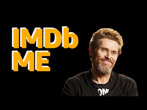 Willem Dafoe Talks Willem Dafoe | Funny or Die Presents IMDb Me