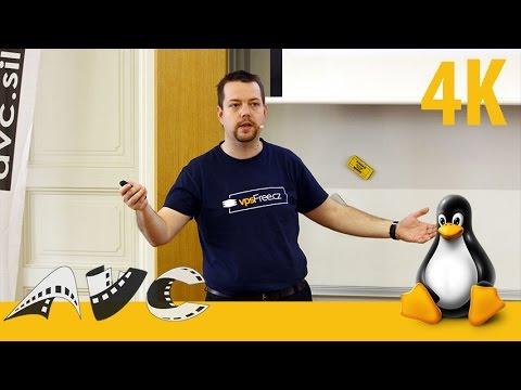 Alpine Linux: minimalistická distribuce nejen na server (Petr Krčmář)