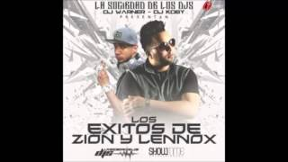 Zion Y Lennox Exitos Mix By Dj Warner Y Dj Koby.mp3