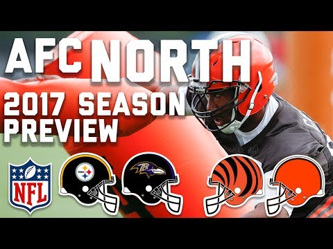 AFC North Division 2017 Season Preview | Total Access | NFL Network