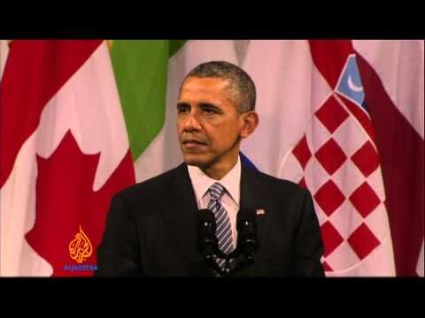 Obama urges NATO to increase defence spending