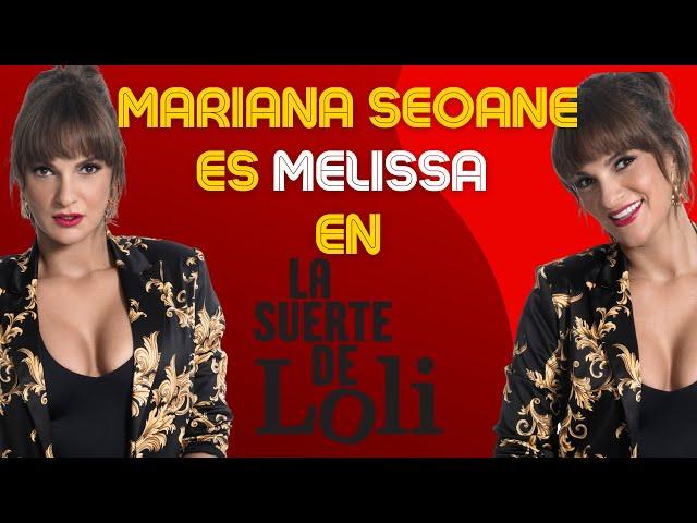 Entrevista a Mariana Seoane, nos dice que ella es como su personaje de