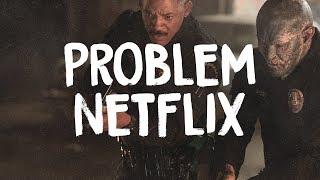 Problem z filmami Netflix