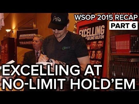Excelling At No Limit Holdem Review [New Super System] - Poker Book Review