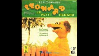 Boris Scheigam - La chanson de Léonard