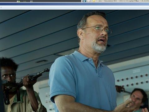 CAPTAIN PHILLIPS (Tom Hanks) | Trailer & Filmclips german deutsch [HD]