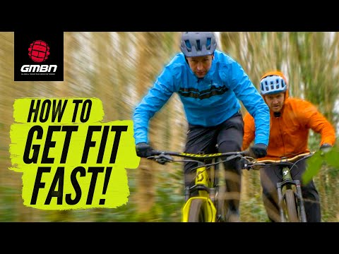 Top 5 Ways To Lose Weight & Get Fit For Mountain Biking | MTB Winter Training Tips