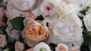 Оформление свадьбы живыми цветами в ресторане Виктория, отель Талеон, Санкт-Петербург