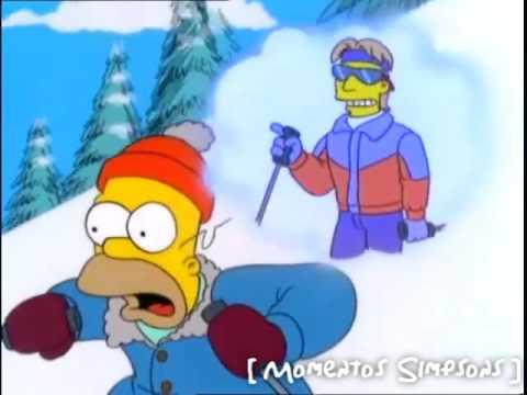 Los Simpsons - Estúpido y sensual Flanders!