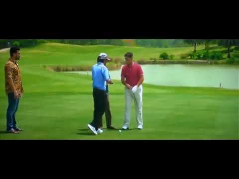 Nawazuddin Siddiqui Best Golf Comedy Scene...