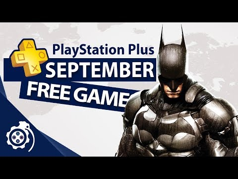 PlayStation Plus (PS+) September 2019