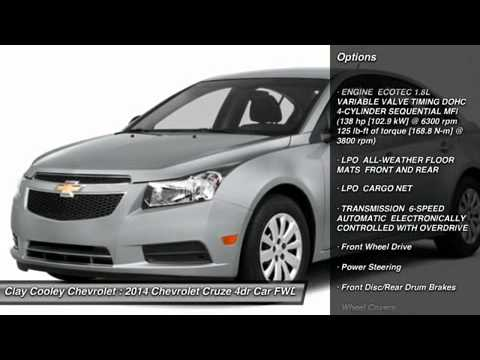 2014 CHEVROLET CRUZE IRVING, TX E7138427. Clay Cooley Chevrolet