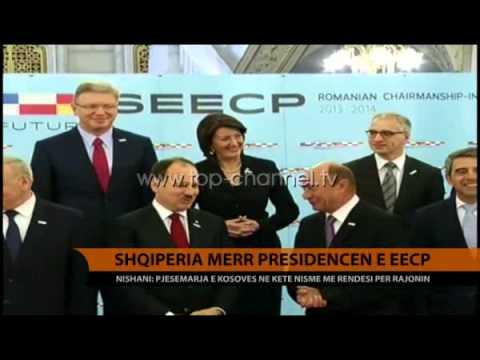 Shqipëria merr presidencën e SEECP - Top Channel Albania - News - Lajme