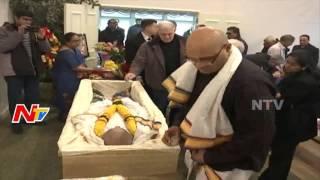Veteran Actor Pradeep Shakti Funeral In New Jersey | USA News | NTV