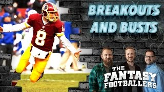 Fantasy Football 2016 - Breakouts, Busts, and Debate of the Week - Ep. #250