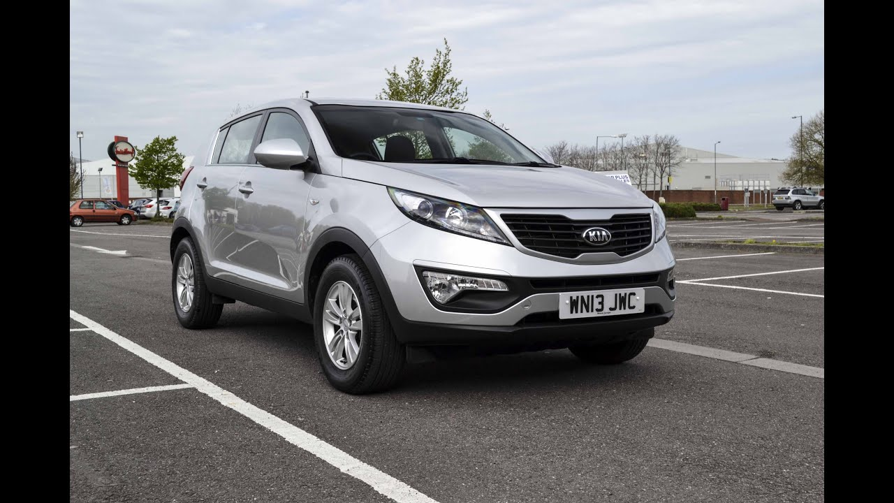 Wessex garages newport used kia sportage 1 petrol for Garage kia 95