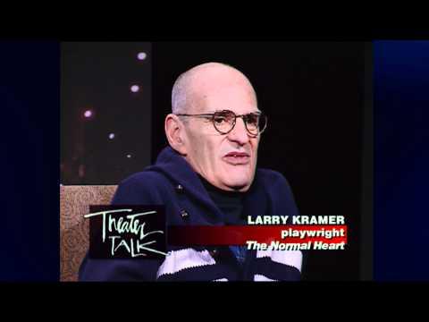 "Theater Talk: John Leguizamo's ""Ghetto Klown""; ""The Normal Heart"" playwright Larry Kramer"