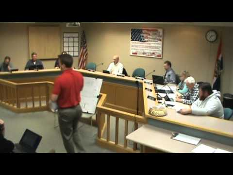 City of Centralia - General Government & Public Safety