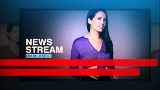 """CNN International """"Coming Up Next: News Stream"""" bumper"""