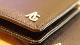 Argentum, World's First Antibacterial, Antimicrobial Wallet Infused With Silver Fabric
