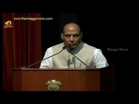 Modi to speak in Hindi at UN Assembly - Rajnath Singh inspiring speech on Hindi language