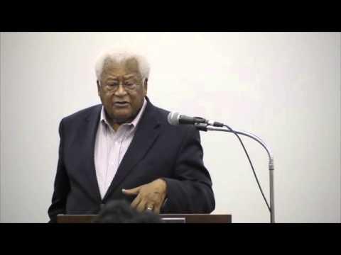 JLI 2013: James Lawson Presentation