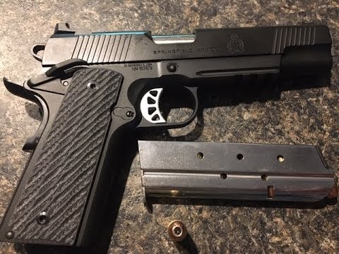 Springfield armory Elite operator 10mm