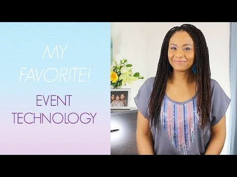 My Favorite Event Planning Technology [Event Planning Tips]