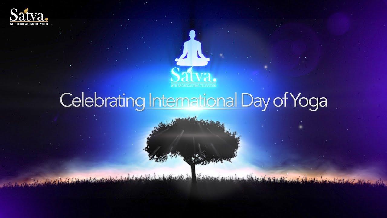 Celebrating International Day of Yoga 2021