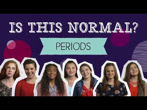 American Girl - Is This Normal: Periods