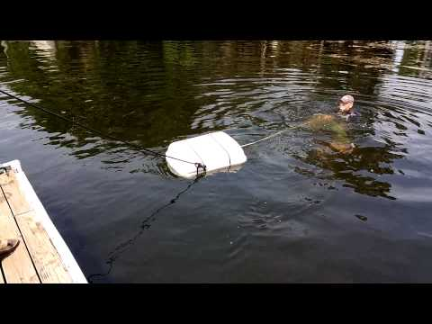 Life Raft Deployment