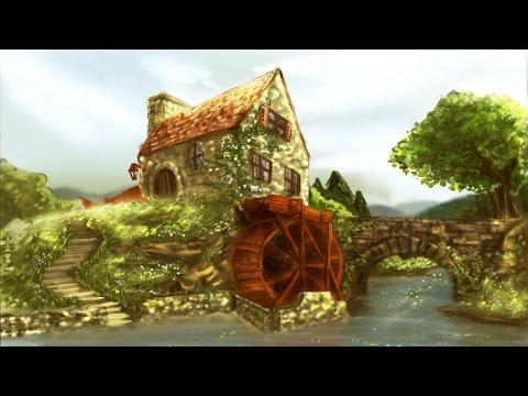 Irish Folk Music - The Ol' Watermill