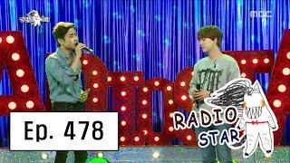 [RADIO STAR] 라디오스타 - Parc Jae-jung & Gyu-hyun sung
