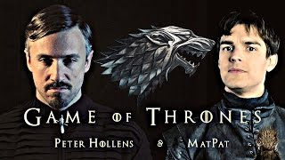 Repeat youtube video Game of Thrones - Peter Hollens feat. MatPat