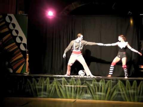 Art By Adelaide presents: Acrobatic Partner Dance Performance Debut