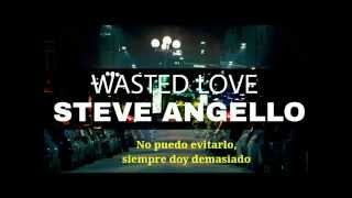 Watch Steve Angello Wasted Love video