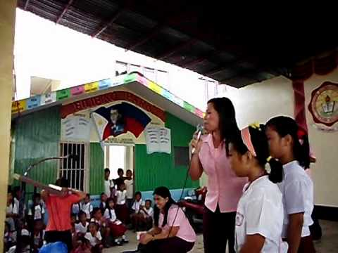 Trivia Questions Nutrition month activity-TES Tugbungan