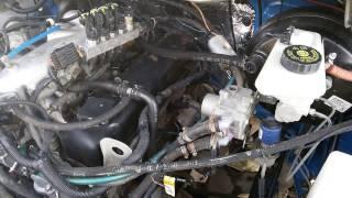 видео Система смазки двигателя УМЗ-4216, устройство, давление масла.