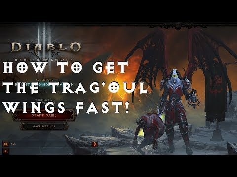 How To Get Trag'Oul Wings | Necromancer Achievement | Patch 2.6
