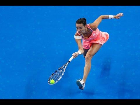 2016 China Open Round of 16 | Agnieszka Radwanska vs Caroline Wozniacki | WTA Highlights