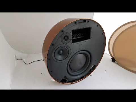 Bang & Olufsen Edge sound check