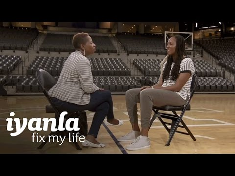 Chamique Holdsclaw on Mourning Her Grandmother | Iyanla: Fix My Life | Oprah Winfrey Network