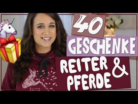 40 Geschenke für Reiter & Pferd ✮ Anita Girlietainment ♥