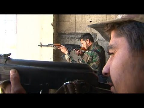 Krieg in Ost-Ghouta: